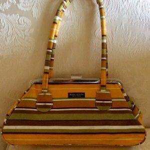 Kate Spade canvas handbag